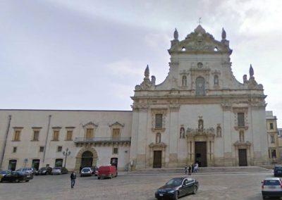 Chiesa Madre dedicata agli Apostoli Pietro e Paolo