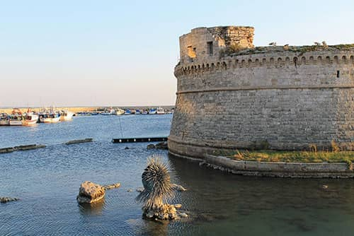 Il riccio - Arena Rivellino Gallipoli