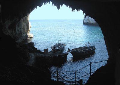 Grotte della zinzulusa Castro Marina