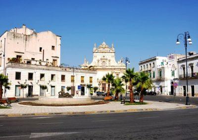 piazza san pietro galatina lecce salentocab