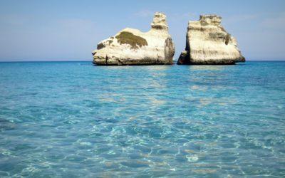 Torre dell'orso Otranto, una baia, una storia ed un mare unici